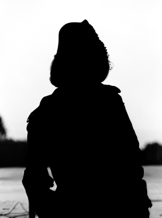 Silhouetted no. 1