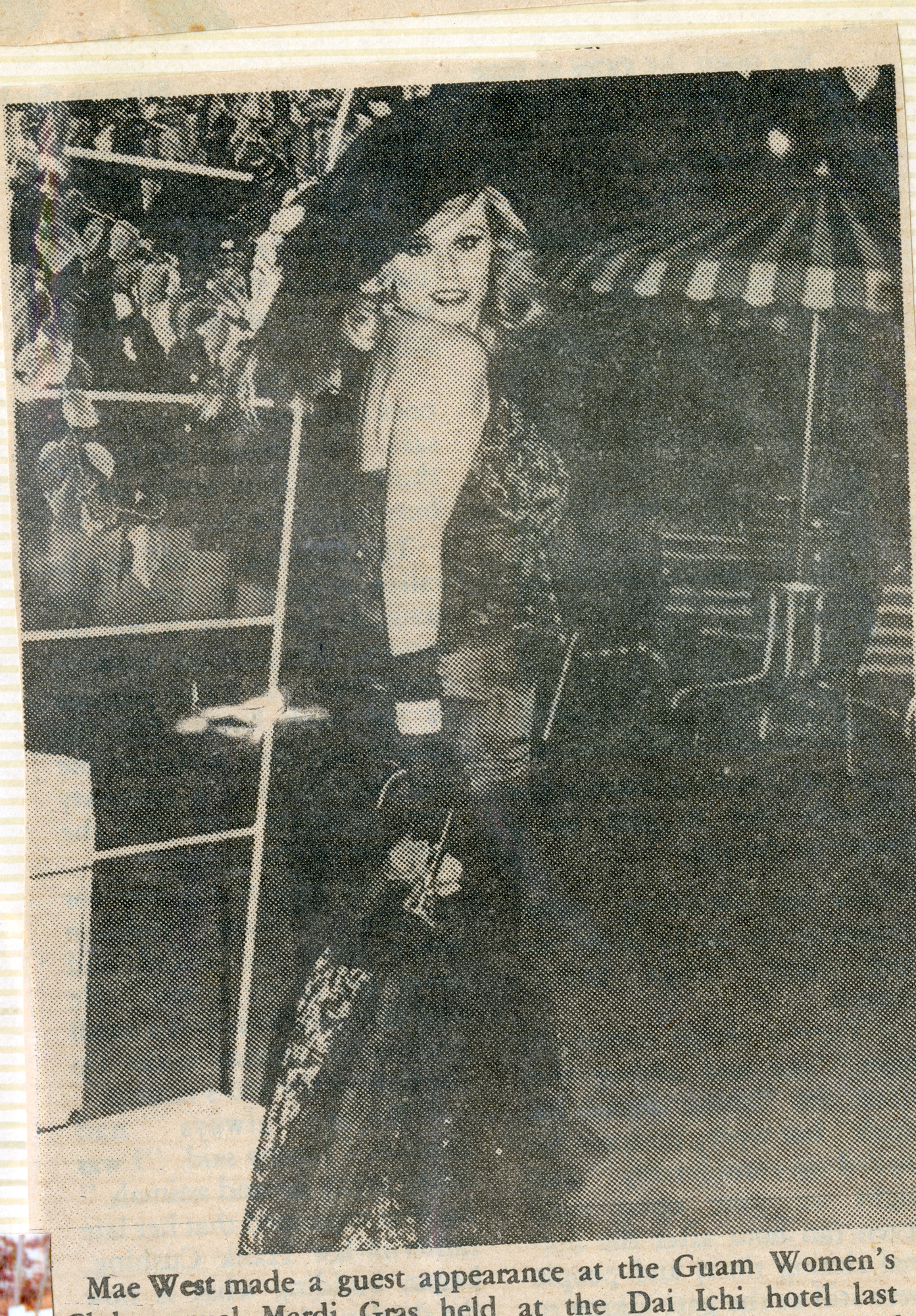 Mae Wested no.17
