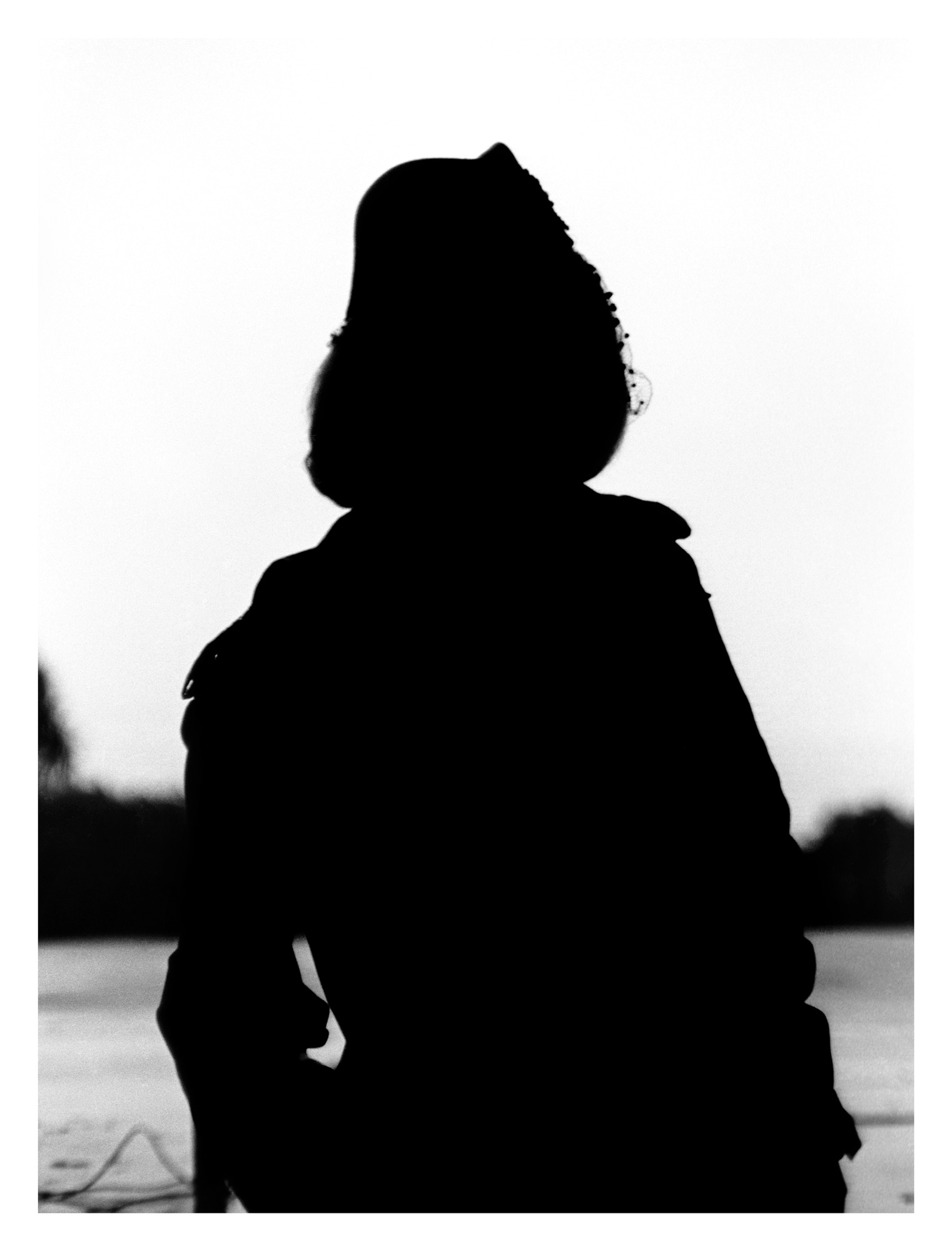 Silhouetted no.1 (2010)