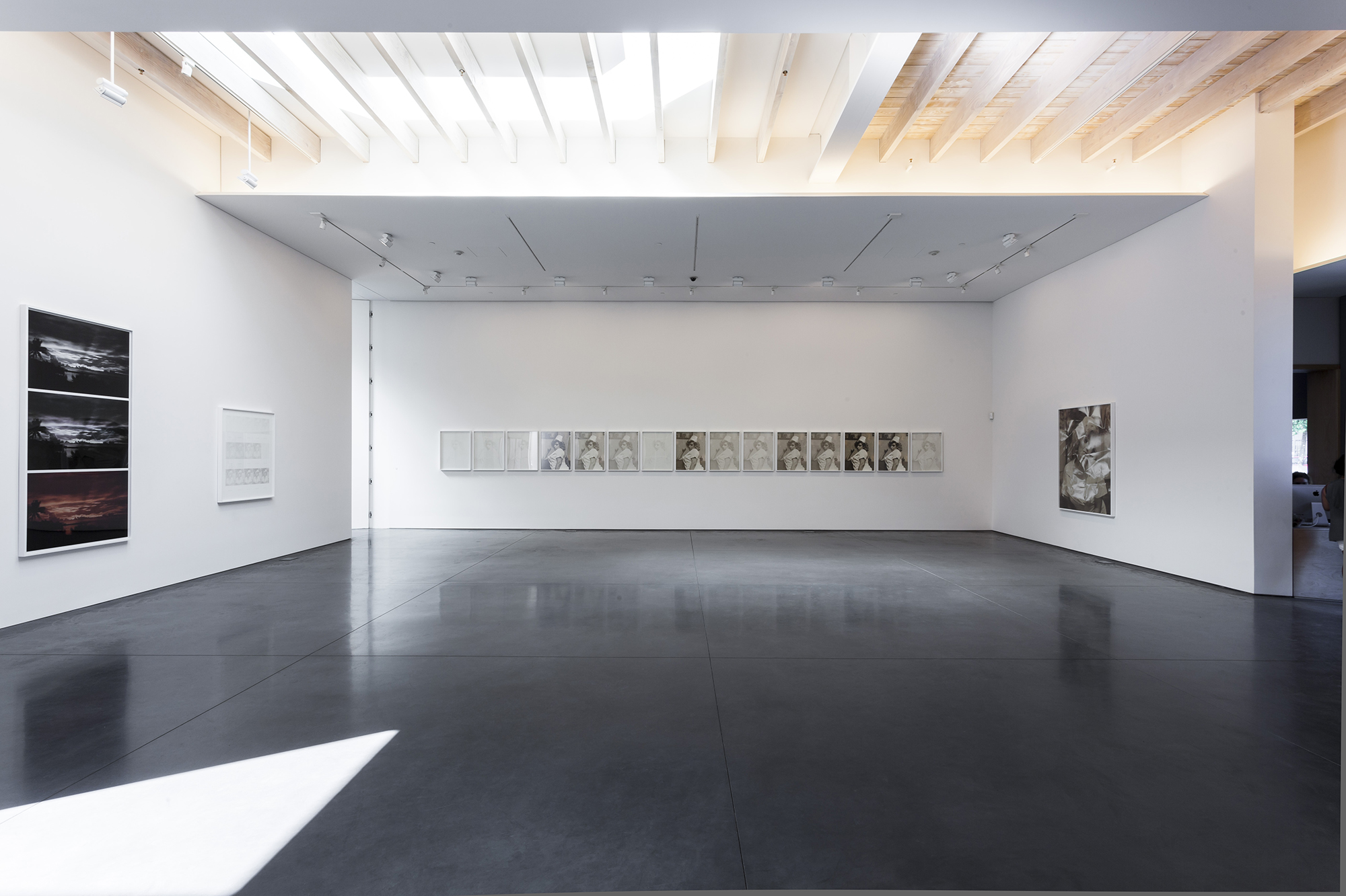 Installation View, Perry Rubenstein Gallery