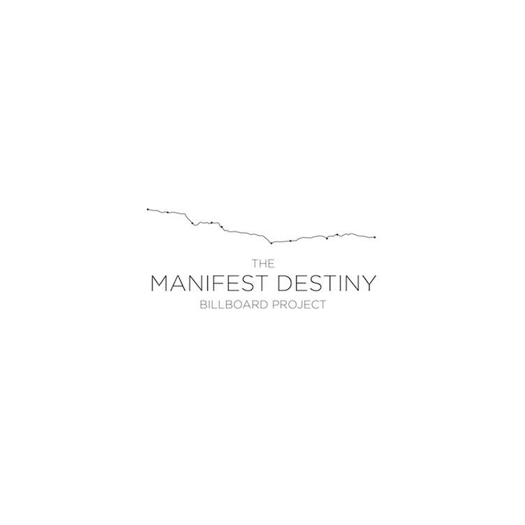 Manifest Destiny Billboard Project Logo