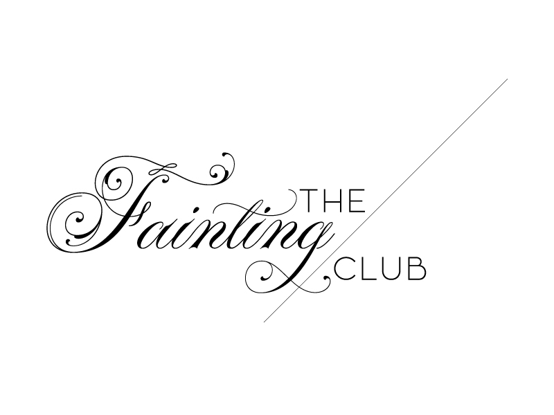 The Official Fainting Club Logo